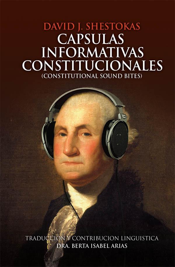 Capsulas Informativas Constitucionales, Front Cover