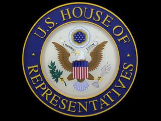 Sello de la Cámara de Representantes de los Estados Unidos